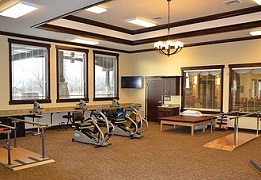Stonehenge Care, LLC workout facility
